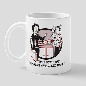 Humorous gifts for mom & dad Mug