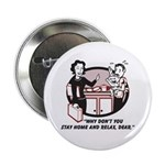 Humorous gifts for mom & dad Button
