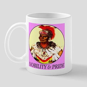 Nobility & Pride Mug