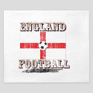 england football King Duvet