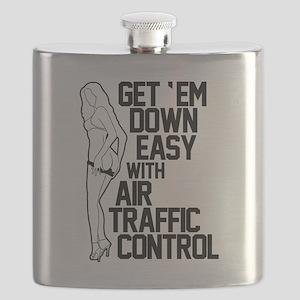 Get Em Down ATC Flask