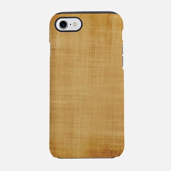 Rustic iPhone 7 Tough Case