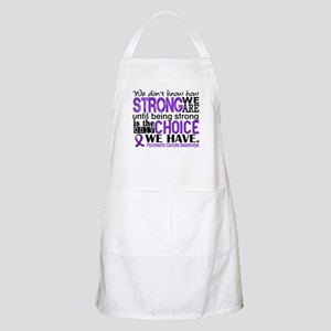 Pancreatic Cancer HowStrongWeAre Apron