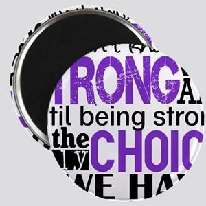 Pancreatic Cancer HowStrongWeAre Magnet