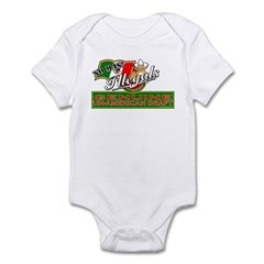 Illegals: Un-American Draft Infant Bodysuit