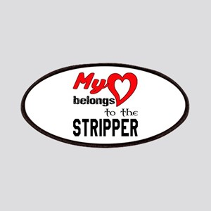 My Heart belongs to the Stripper Patch