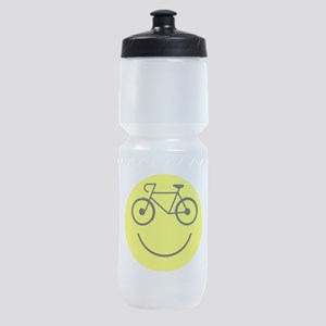 Smiley Cycle Sports Bottle