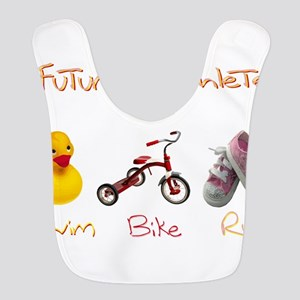 Future Girl Triathlete Bib