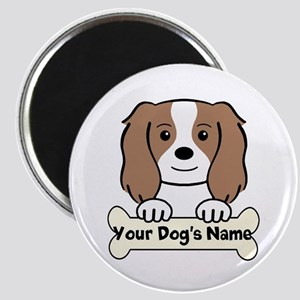 Personalized Cavalier Magnet