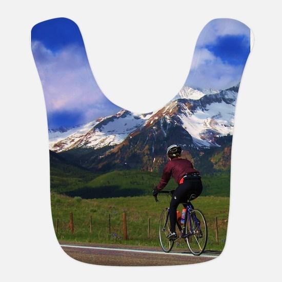 Cycling the Rockies Bib