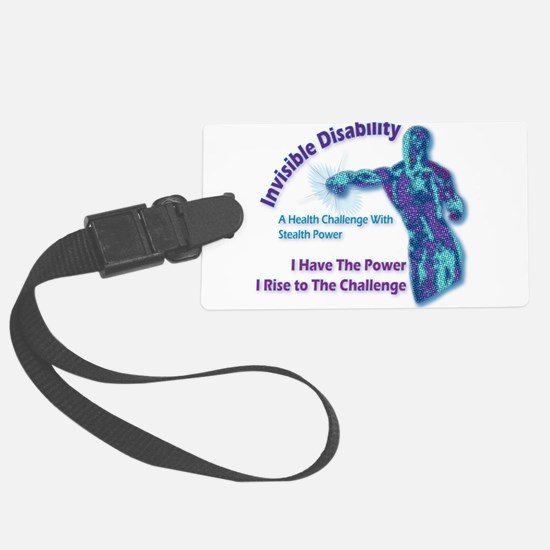 Invisible Luggage Tag