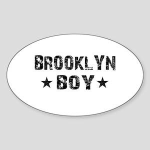 Brooklyn Boy Sticker