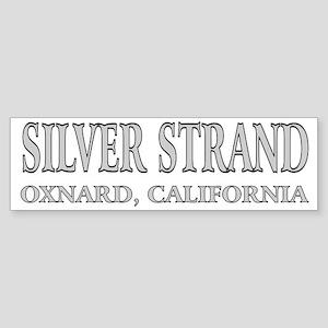 Silver Strand Bumper Sticker