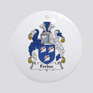 Forbes Ornament (Round)