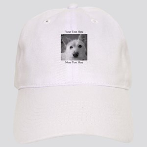 Your Text and Your Photo Here Baseball Cap