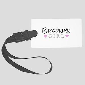 Brooklyn Girl Luggage Tag
