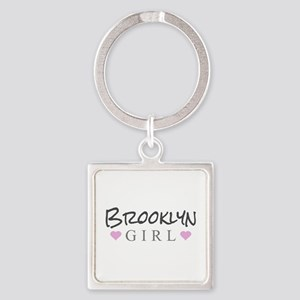 Brooklyn Girl Keychains