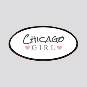 Chicago Girl Patches