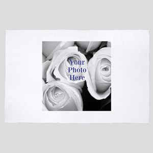 Your Photo Here by LH 4' x 6' Rug