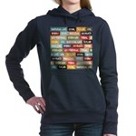 All Of The Above Women's Hooded Sweatshirt