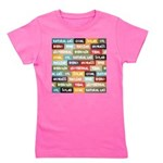 All Of The Above Girl's Tee