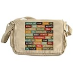 All Of The Above Messenger Bag