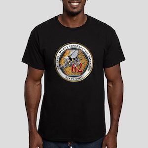 USNMCB-62 Men's Fitted T-Shirt (dark)