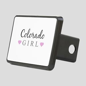 Colorado Girl Hitch Cover