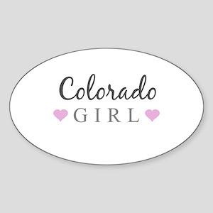 Colorado Girl Sticker