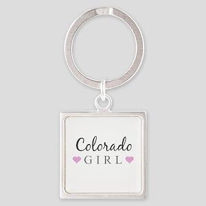 Colorado Girl Keychains
