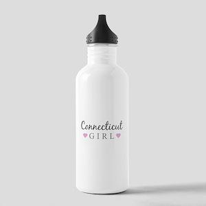 Connecticut Girl Water Bottle