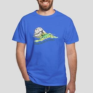 Carmel Sea Otter Dark T-Shirt