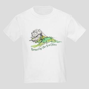 Carmel Sea Otter Kids Light T-Shirt