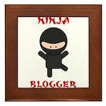 Ninja Blogger Framed Tile
