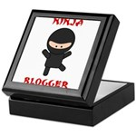 Ninja Blogger Keepsake Box