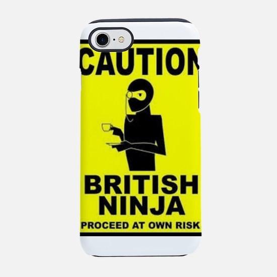 Ninja iPhone 7 Tough Case