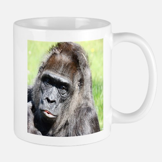 Kissing Monkey Mugs