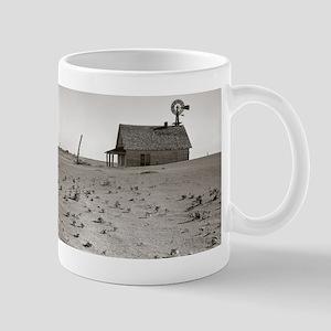 Dust Bowl Farm, 1938 Mug