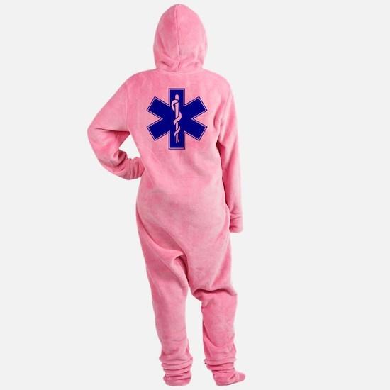 StarLife Footed Pajamas
