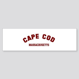 Cape Cod Sticker (Bumper)