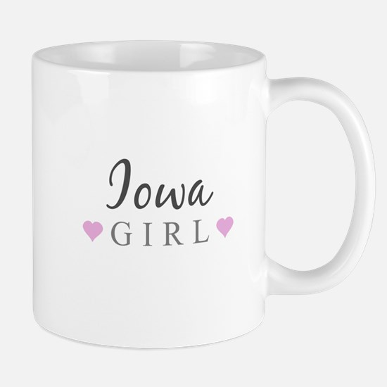 Iowa Girl Mugs