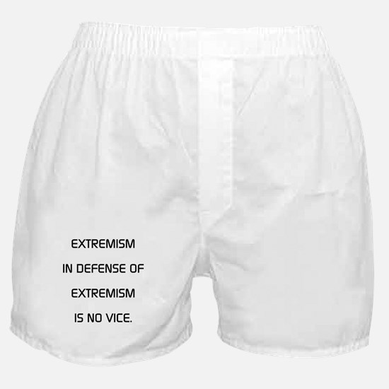 Extremism Boxer Shorts