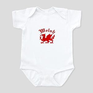Welsh Infant Bodysuit