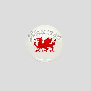 Swansea, Wales Mini Button