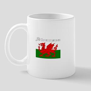 Swansea, Wales Mug