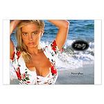 Vintage Rwg Girl Marsha Large Poster