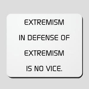 Extremism Mousepad
