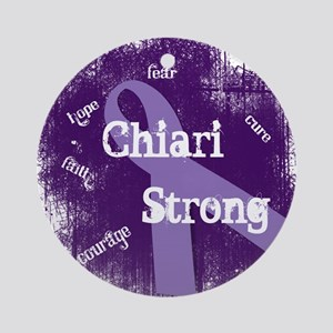 Chiari Strong Ornament (Round)