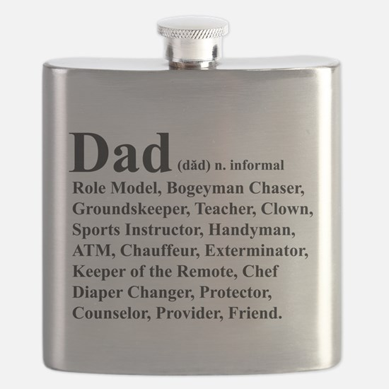Dad definition Flask