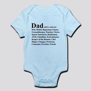 Dad definition Body Suit
